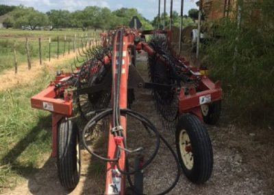 H&S 1460-1660 Wheel Hay Rake